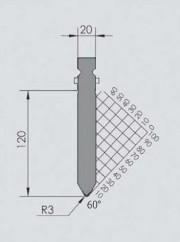 Abkantwerkzeug Typ Wila BIU-014