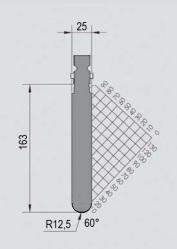 Abkantwerkzeug Typ Wila BIU-034