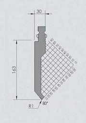 Abkantwerkzeug Typ Wila BIU-022