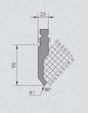 Abkantwerkzeug Typ Wila BIU-002