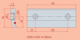 Spannvorrichtung GWA 4199