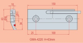 Spannvorrichtung GWA 4220