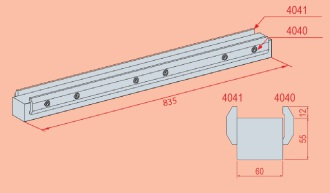 Matrizenerhöhung GWA-4050