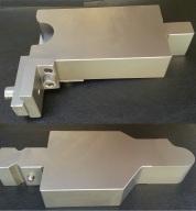 Abkantwerkzeug für Schubladen-Laufschienen