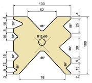 Sondermatrize Multi-V