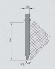 Abkantwerkzeug Typ Wila BIU-029