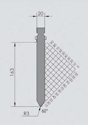 Abkantwerkzeug Typ Wila BIU-024
