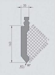 Abkantwerkzeug Typ Wila BIU-026