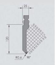 Abkantwerkzeug Typ Wila BIU-015