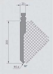 Abkantwerkzeug Typ Wila BIU-035