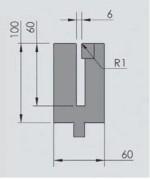 Abkantwerkzeug Typ Wila OZU-382