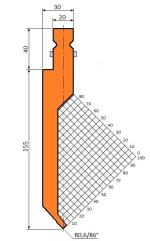 Abkantwerkzeug Typ Trumpf GWP-T1234