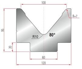 1V-MatrizeTyp Amada 2025/V100-80°-R7