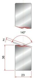 Z-einsatz GWZ-140°-Z2,5