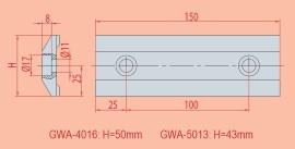 Spannvorrichtung GWA 4016 - GWA 5013