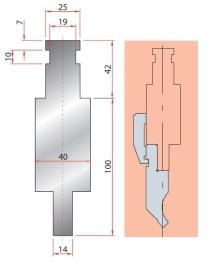 Adapter GWA 4215/ Weinbrenner
