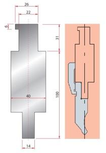 Adapter GWA 4229/ Darley