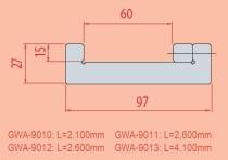 Unterwerkzeugsadapter GWA-9010