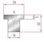 Kunststoffmatrize GWD-2112