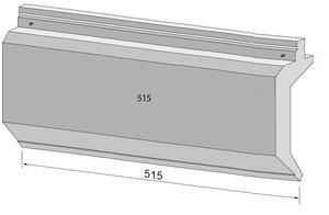 515mm Stempel