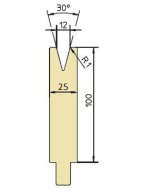 Abkantwerkzeug Typ Trumpf GWD-T012/30°/R1