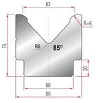 Amada Matrize V63-85°-R6